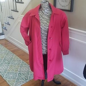 Red Towne Jacket by London Fog